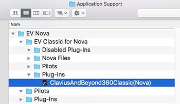 Applications Support folder